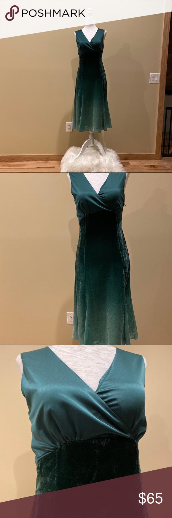 H&M strapless ombré dress Gorgeous strapless dress Lower part is velvet H&M Dresses #myposhpicks