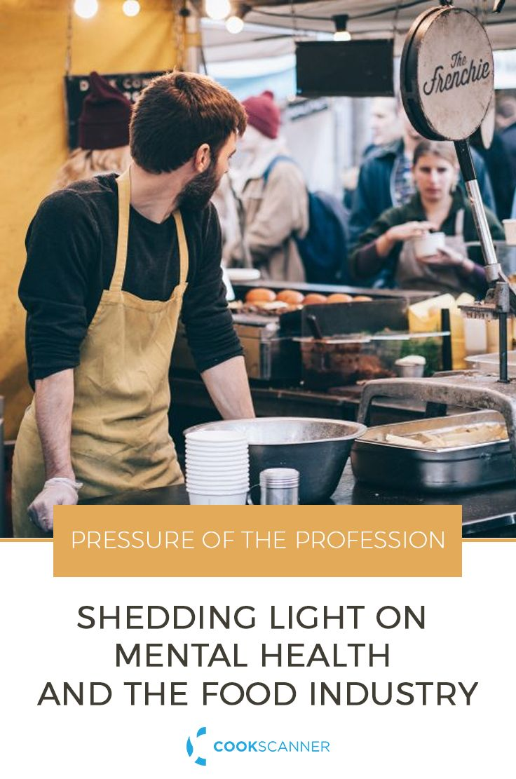Pressure Of The Profession Shedding Light On Mental Health And The Food Industry Personal And Private Chefs Establish Their Cookscanner Creations Make