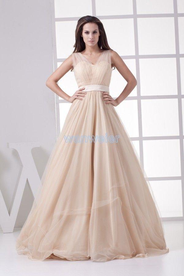 bridesmaid dresses plus size champagne
