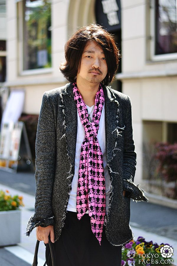 japanese chic street clothes | Boho Chic Men with Thomas ...