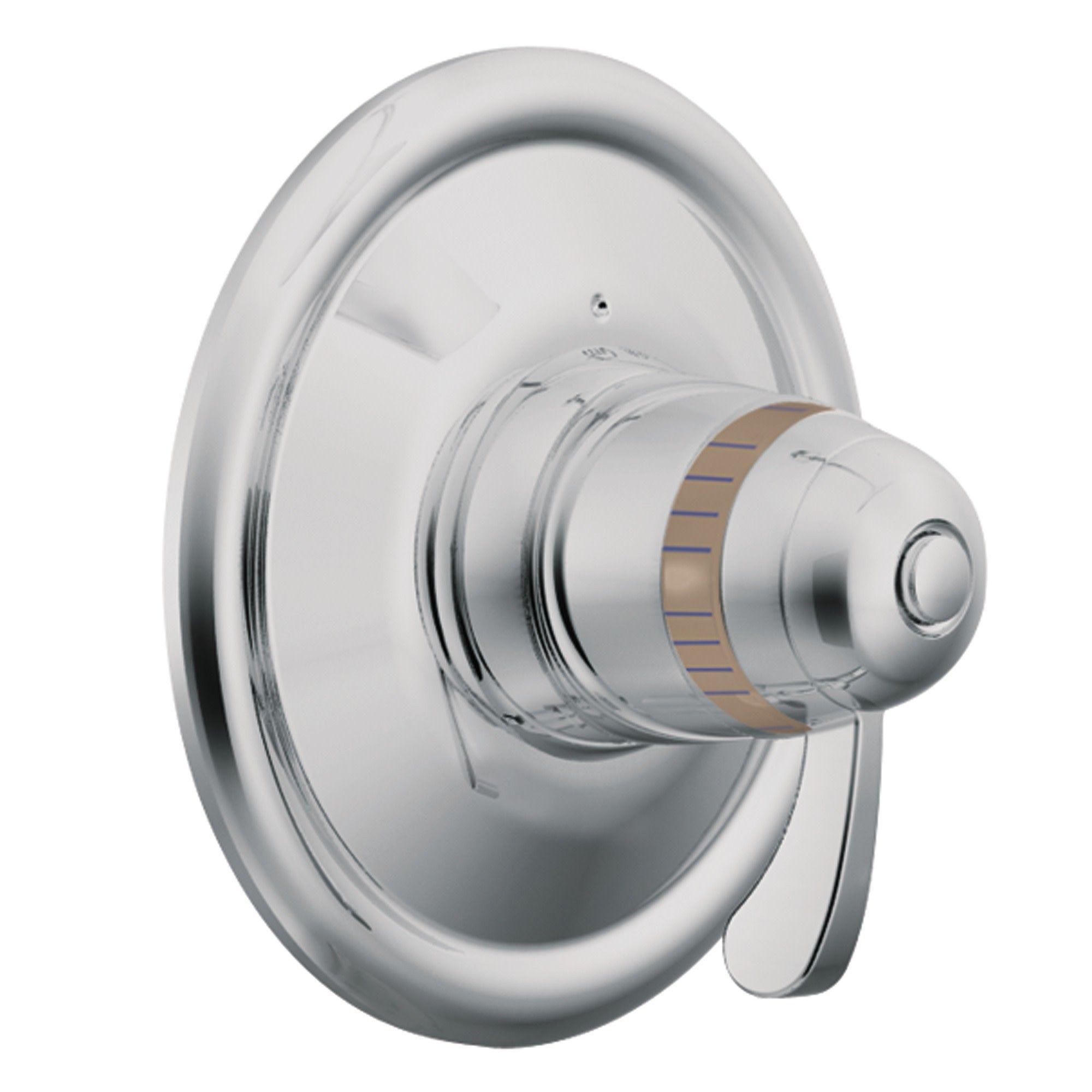 Moen Ts3411 Single Handle Exacttemp Thermostatic Valve Trim Only