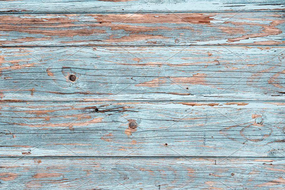 Light Blue Vintage Wooden Background Wooden Background Wood Background Wood Texture Background
