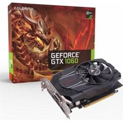 UMFun Colorful iGame GTX1060 Mini OC Graphics Card,GPU 6G GDDR5