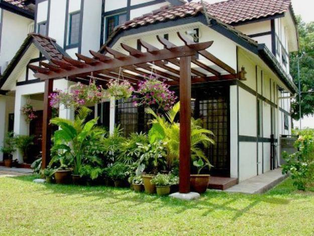 Outdoor Garden Design 22 beautiful wooden garden designs to personalize backyard