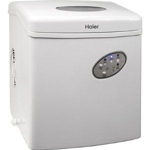 The Customers Of The Haier Hpim26w Portable Countertop Ice Maker
