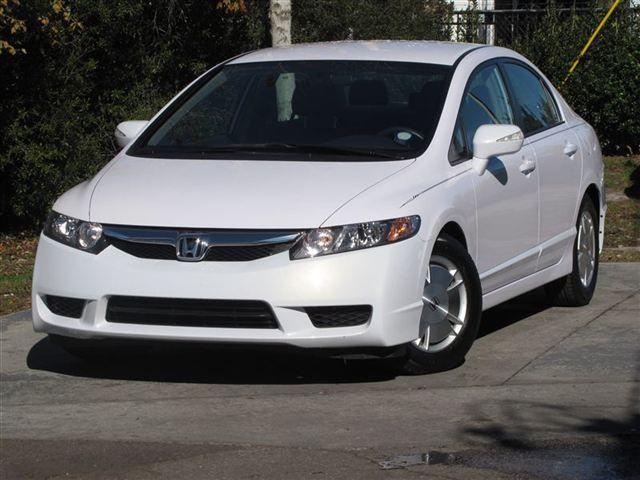 2009 Honda Civic Hybrid Honda Civic Hybrid Honda Civic Civic