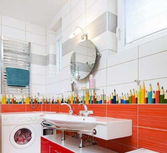 17 Best images about Children's Bathrooms on Pinterest | Blue ...