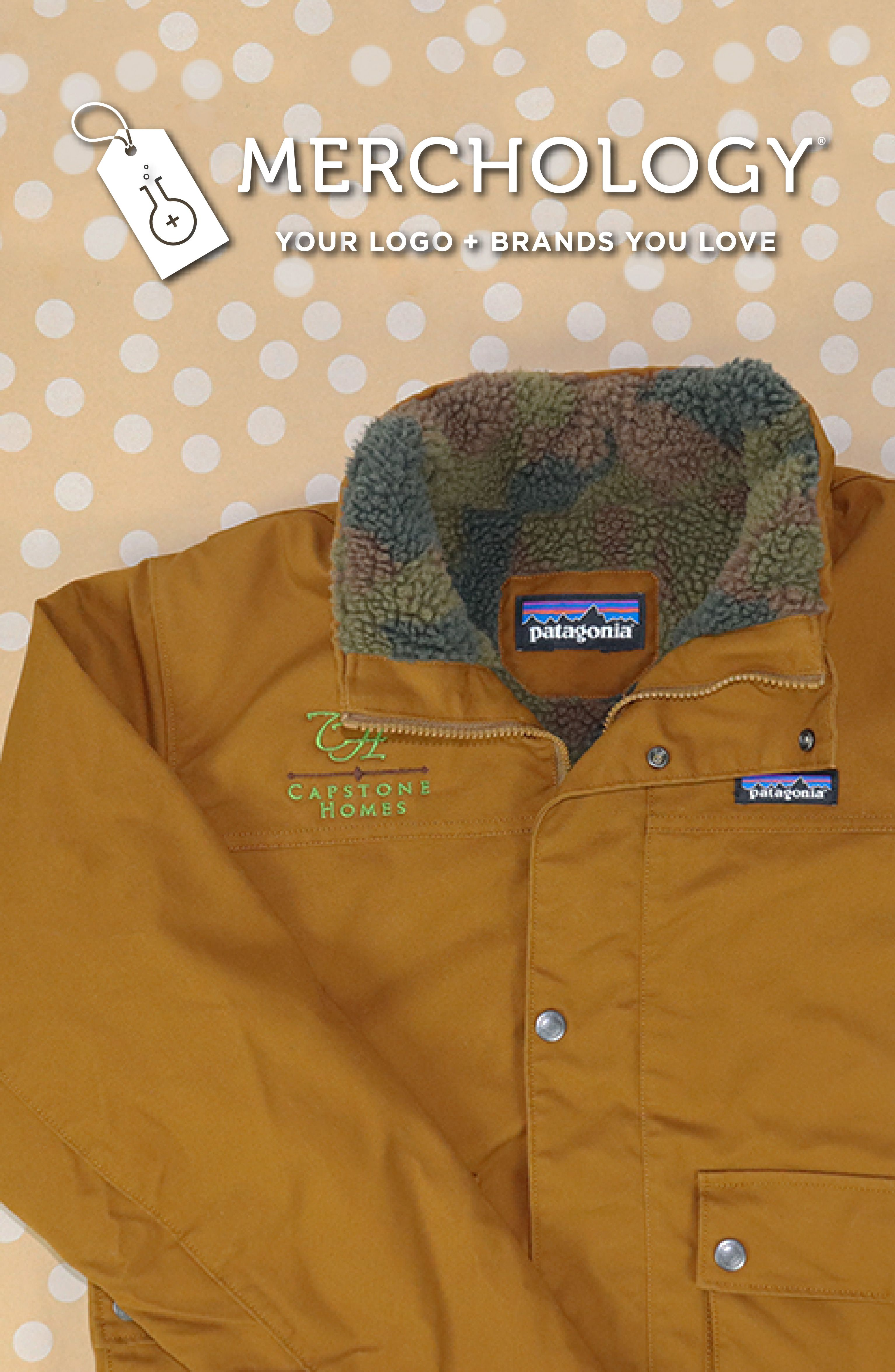 Customize all of your favorite Patagonia pieces with your