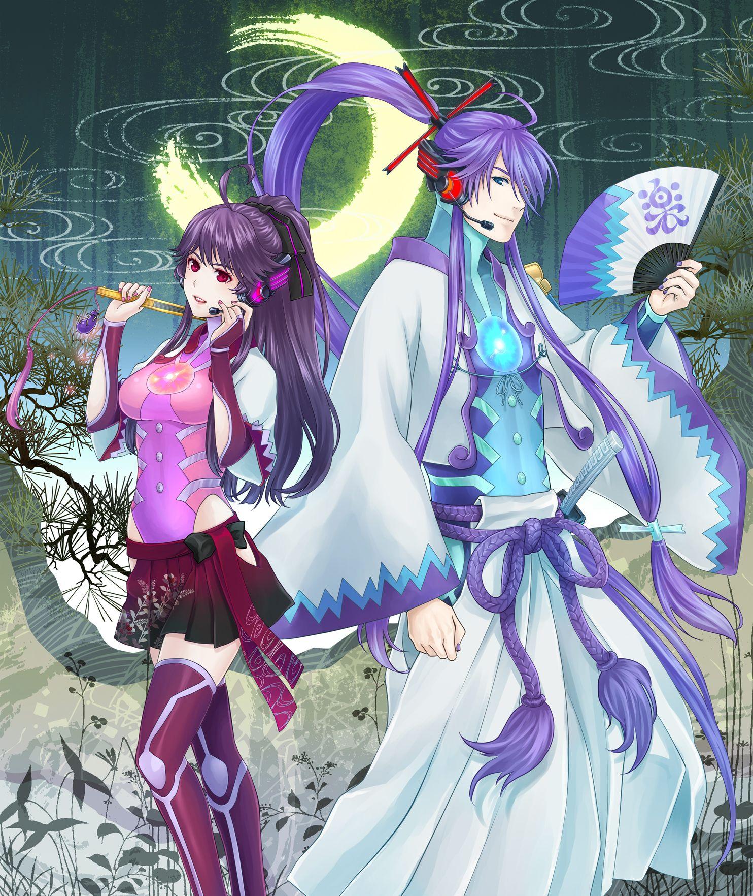 Gakupo Genderbend Vocaloid Kamui Gakupo Vocaloid Vocaloid