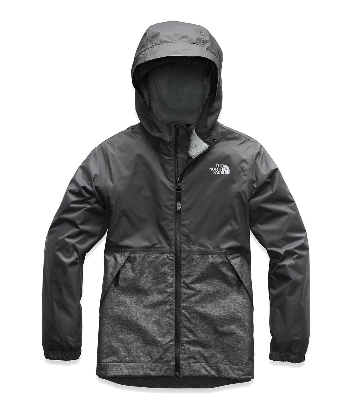 best prices factory outlet check out Boys' warm storm jacket | Products in 2019 | North face rain ...