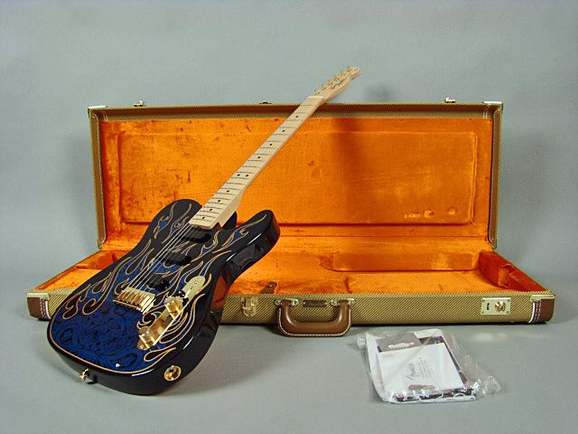 2012 Fender James Burton Telecaster : Vintage Rare Collectible Guitar Sales from the Grinning Elk Music Company