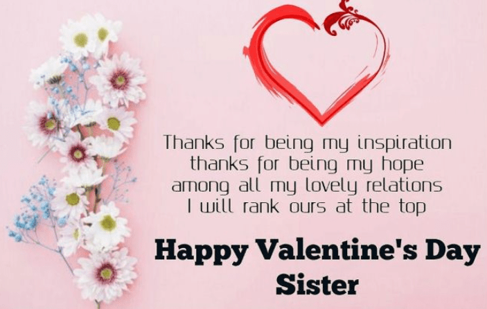 Happy Valentines Day Quotes Sister 2019 See What Else Is New In It