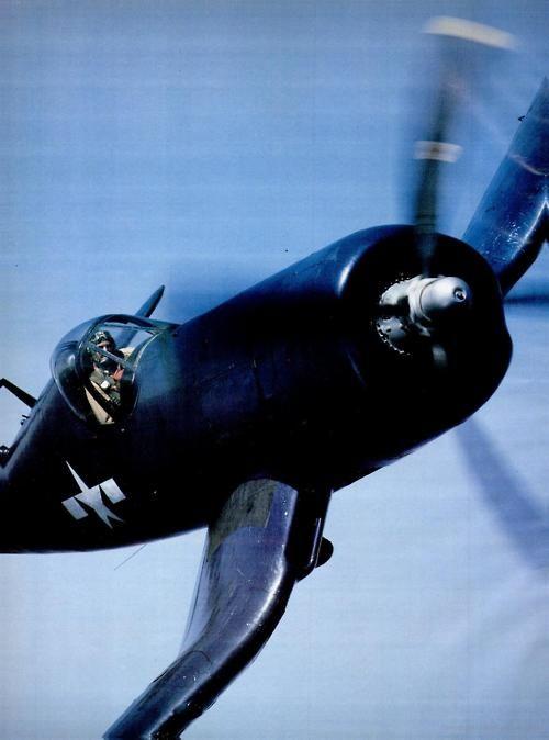 F4U Corsair..