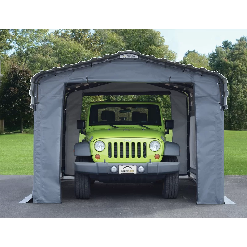 Enclosure Kit 10 x 15 ft. Garage Shed kits, Canopy