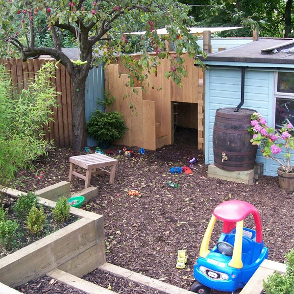lovely for the kids - Garden Design Children S Play Area