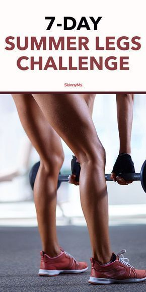 Take the 7-day challenge to get well defined legs shape to look hot! #take #7-day #challenge #get #w...