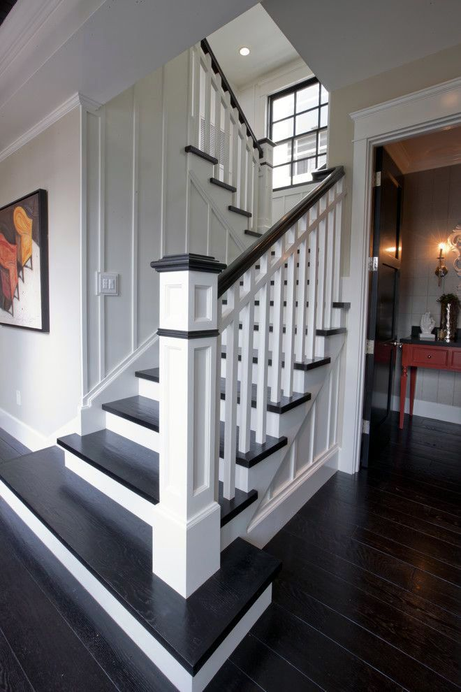 The Next Level: 14 Stair Railings to Elevate Your Home Design #staircaserailings