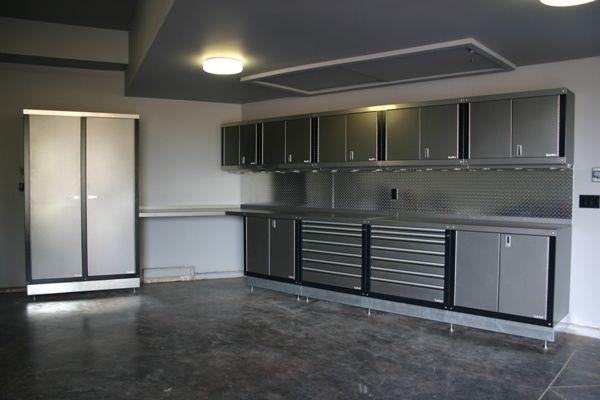 Garage Cabinets 121 Garage Interior Garage Cabinets Garage