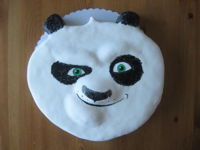 Kung Fu Panda -kakku