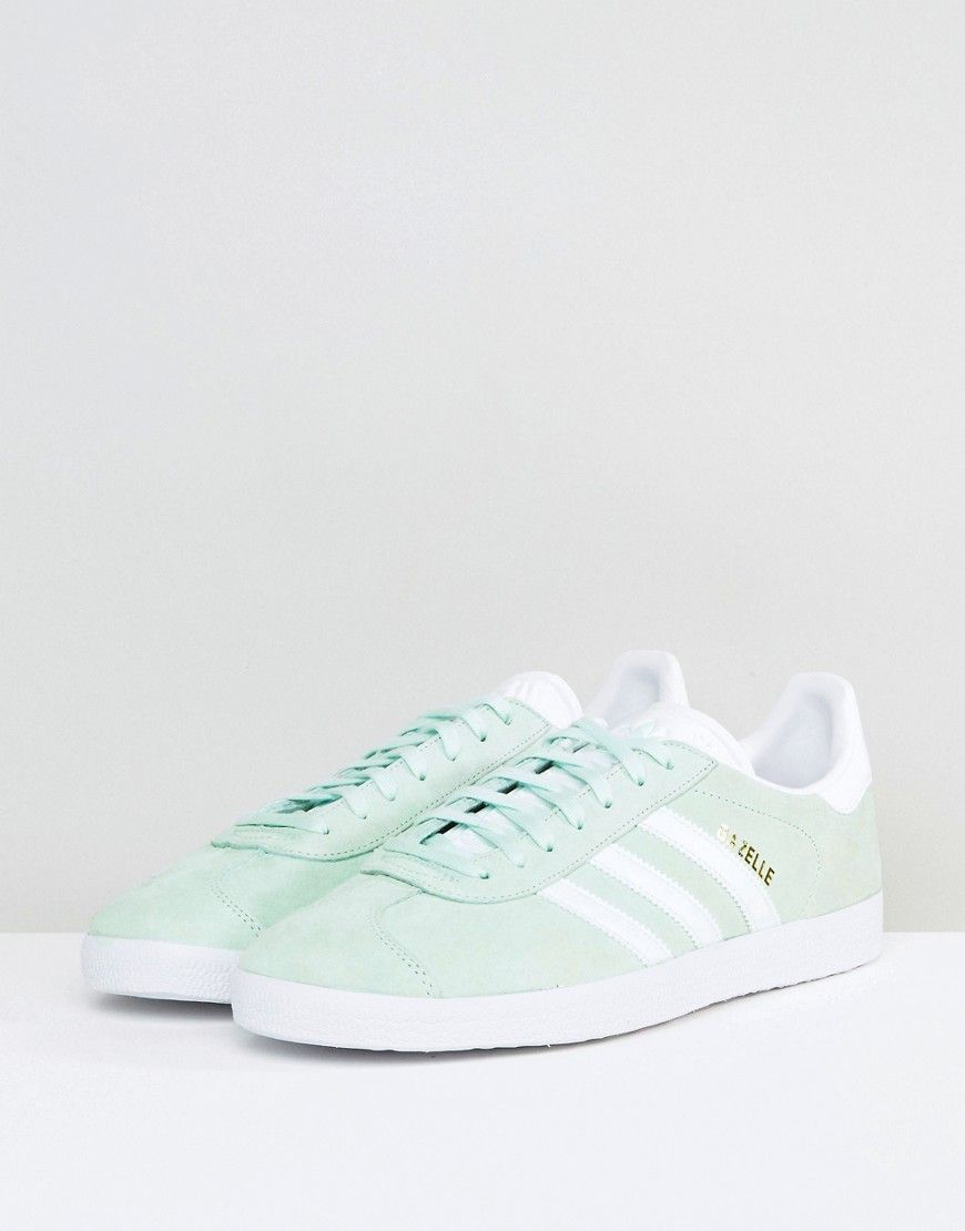 9cc30197ad adidas Originals Gazelle Sneakers In Green BB5473 - Green | Products ...