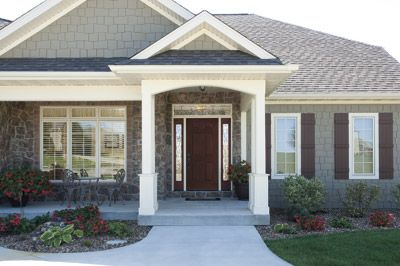 Sidelights And Transom Add Natural Light, Maintain Privacy | Pella ... Wish  I · Fiberglass Entry DoorsHome ...
