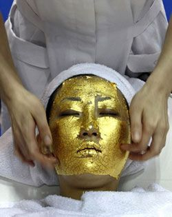 Photo of MASK FOR EMPEROR ON THE FACE