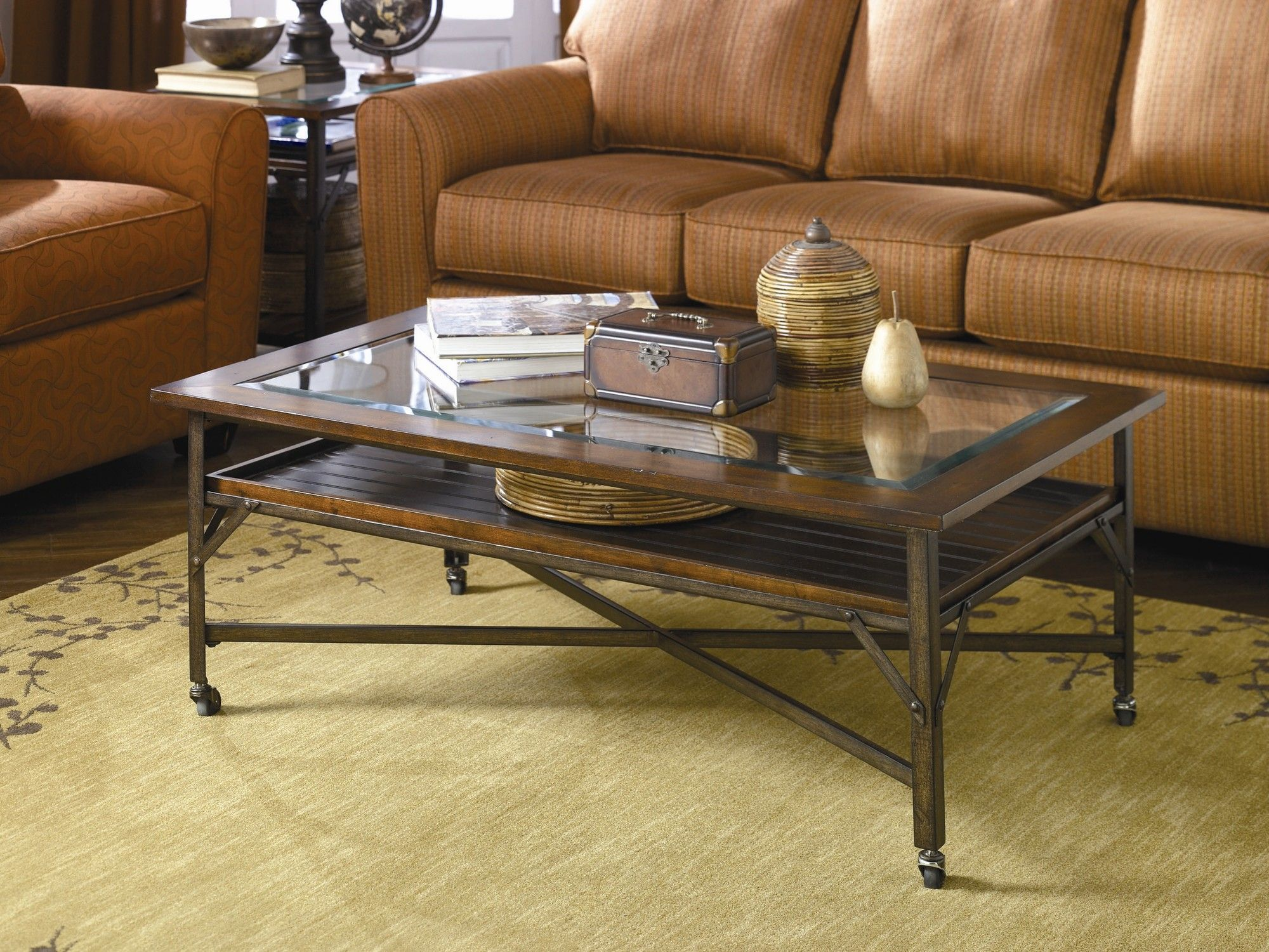 Hammary Mercantile Coffee Table & Reviews