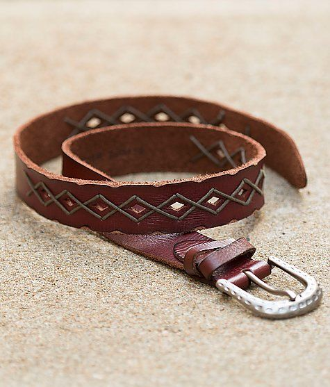 Indie Spirit by Corral Embroidered Belt