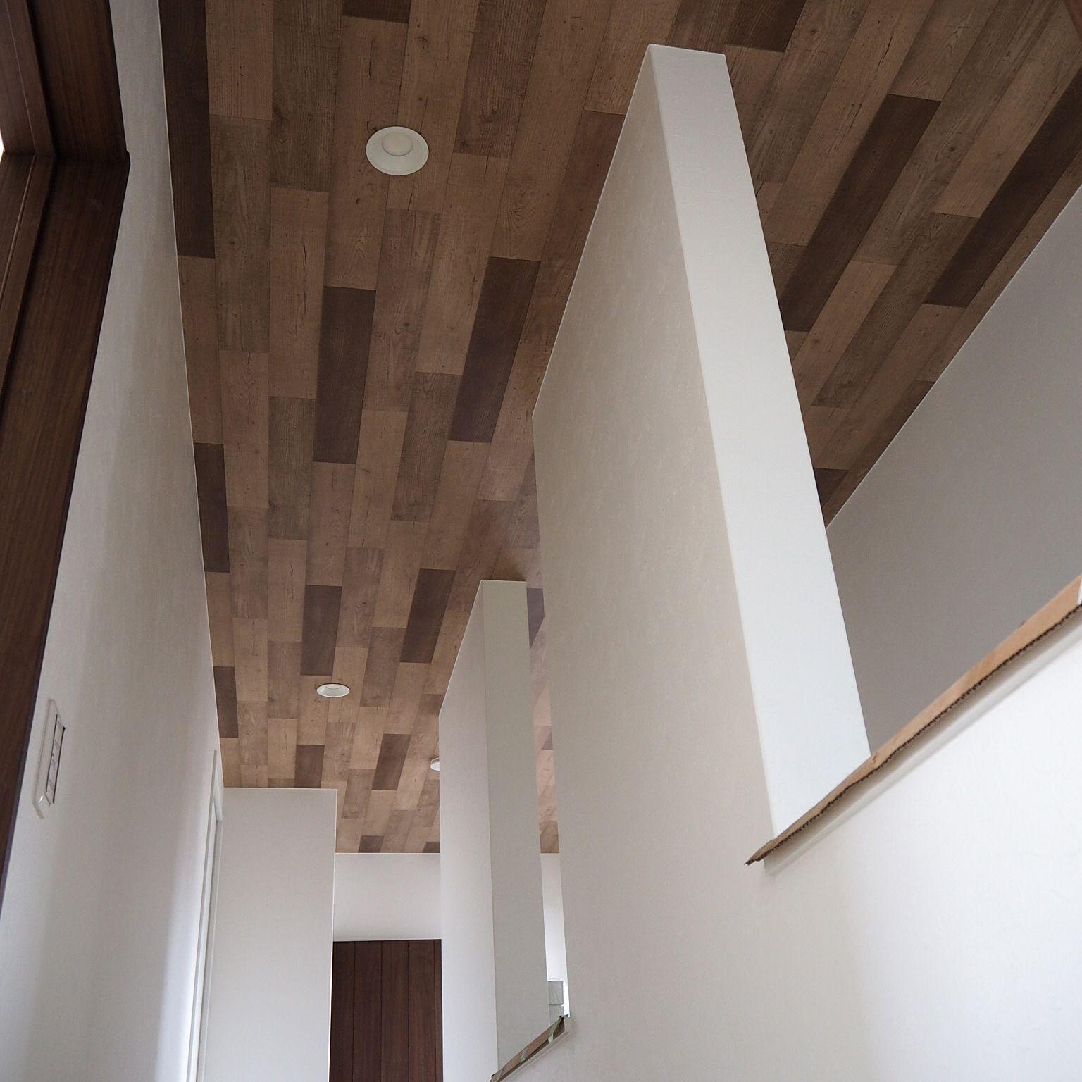 壁 天井 壁紙 クロス サンゲツ サンゲツ壁紙 などのインテリア実例