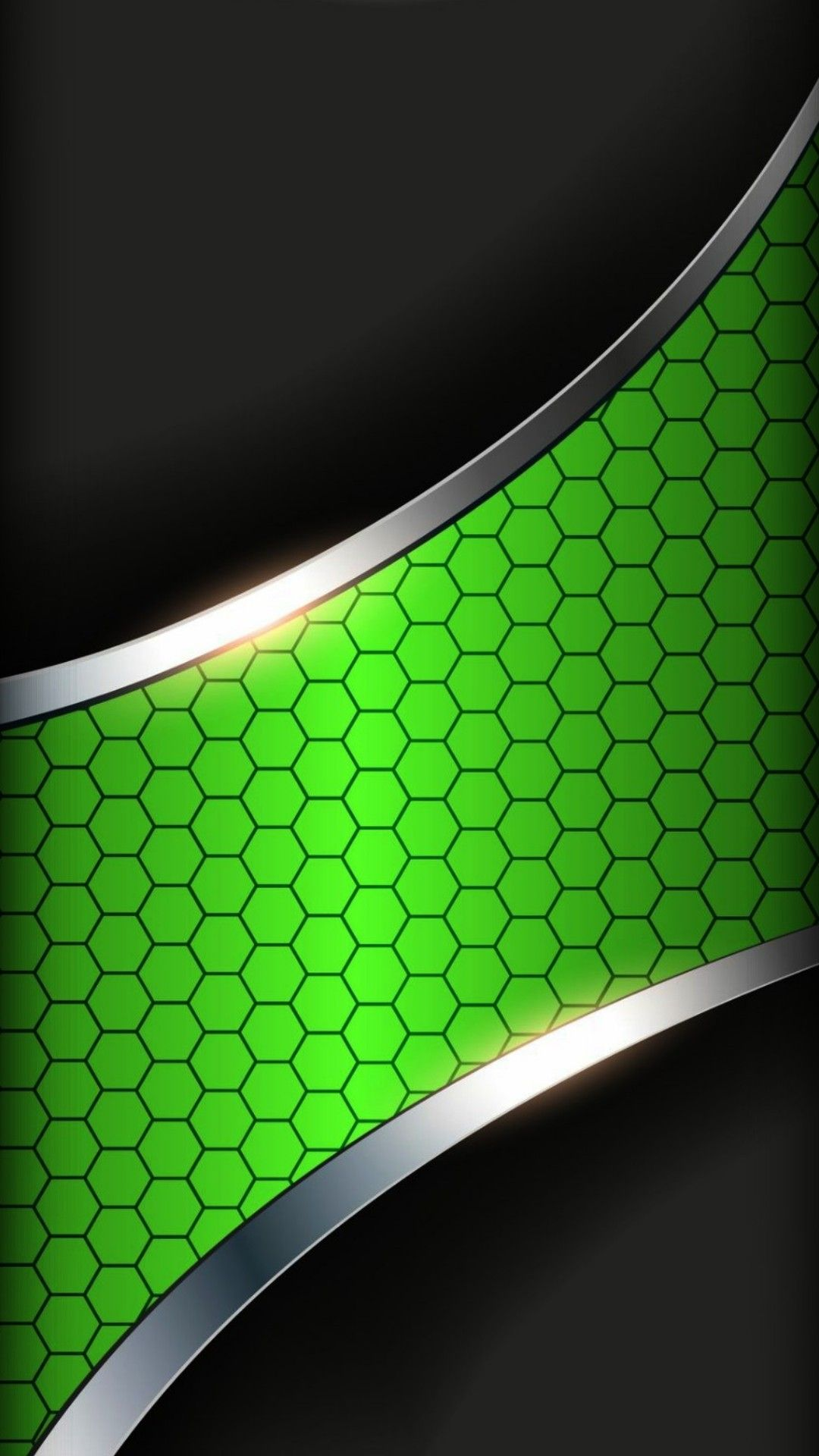 Wired Green Android Wallpaper I Use On My Samsung Luna Older 2016