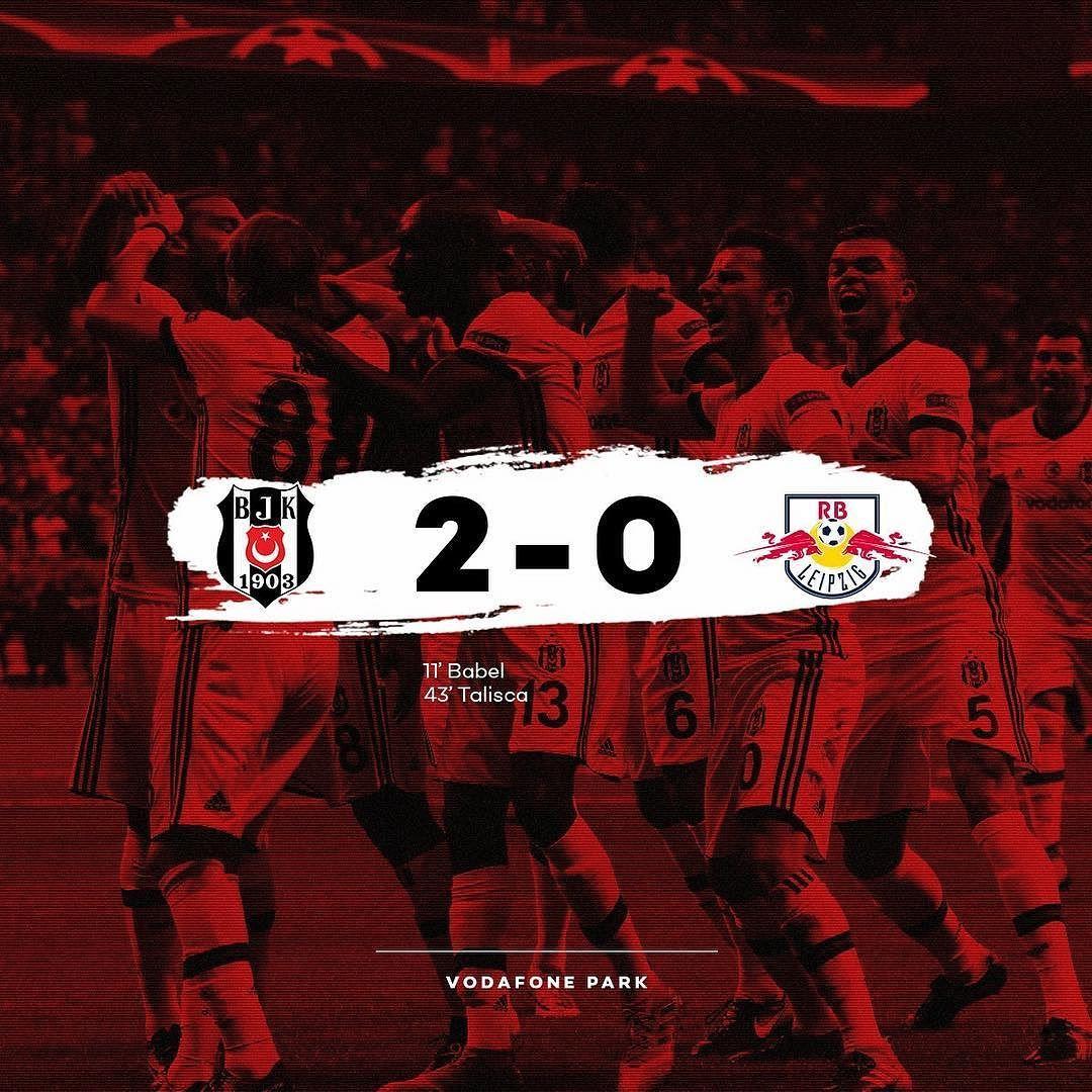 Beşiktaş kaldığı yerden... #Beşiktaş #UCL #Karakartal #Bjk #Siyah_Beyaz