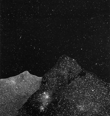Sky Iceberg No. 3 Print | Little Paper Planes