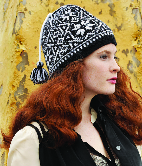 Ravelry: Fair Isle Fez pattern by Mary Ann Stephens, Making this ...