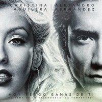 Hoy Tengo Ganas De Ti Alejandro Fernandez Feat Christina Aguilera