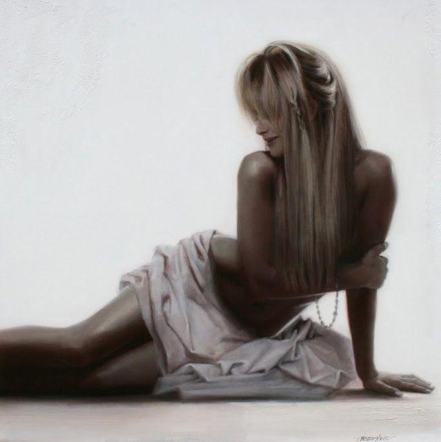 Talantbek Chekirov | pintor figurativo russo | 1971