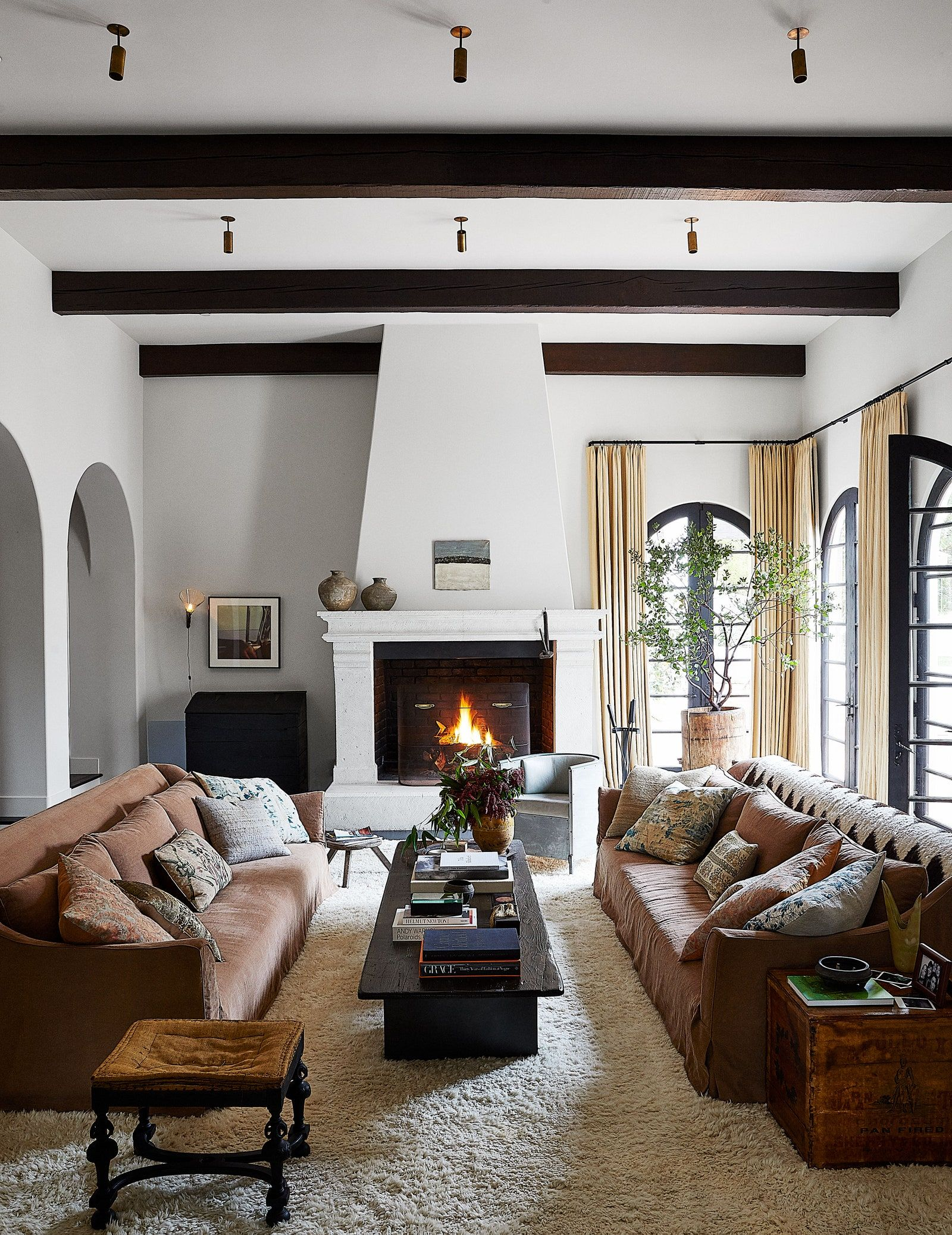 Photo of Inside Supermodel Kendall Jenner's Tranquil Los Angeles Home