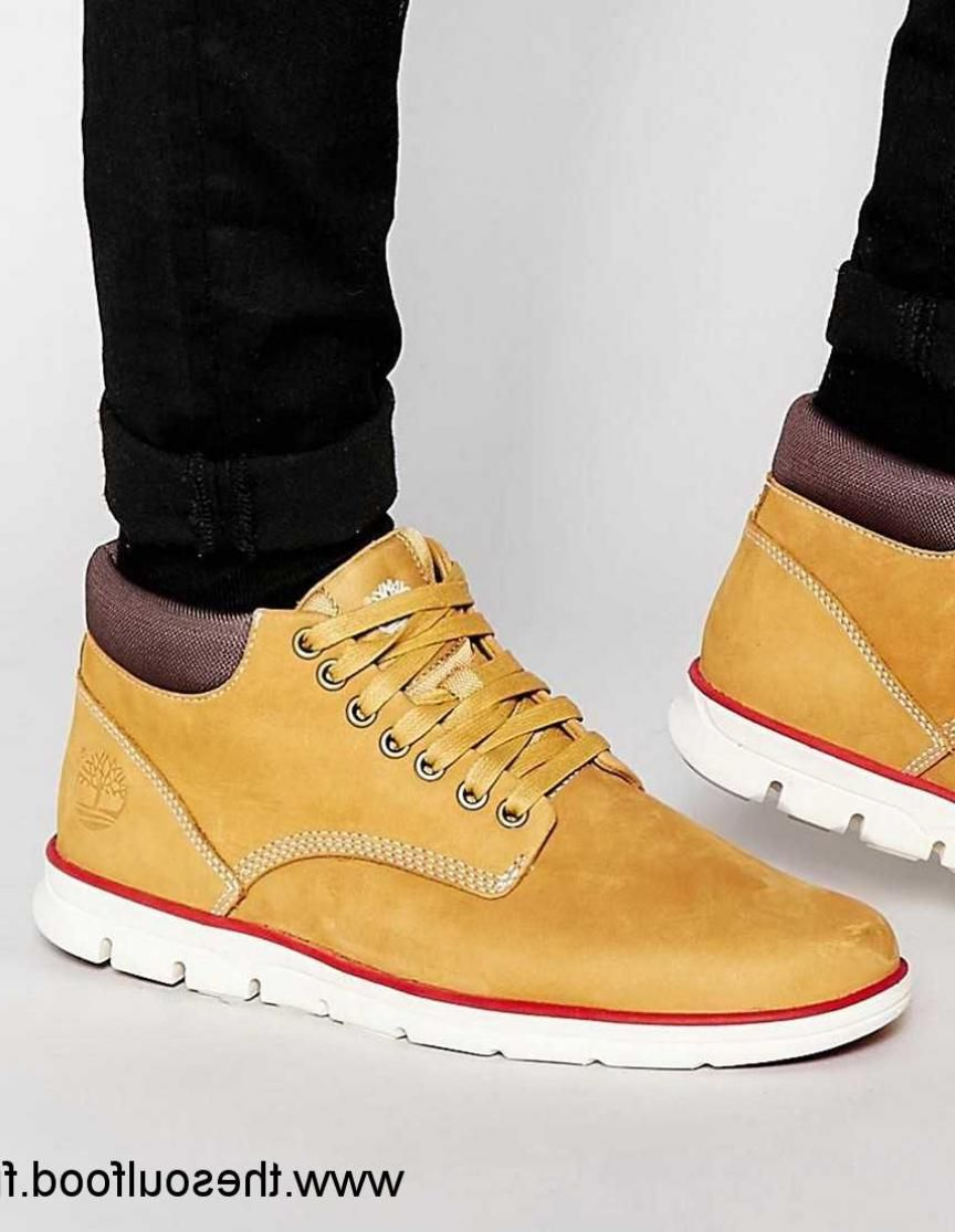 chaussures timberland homme bradstreet