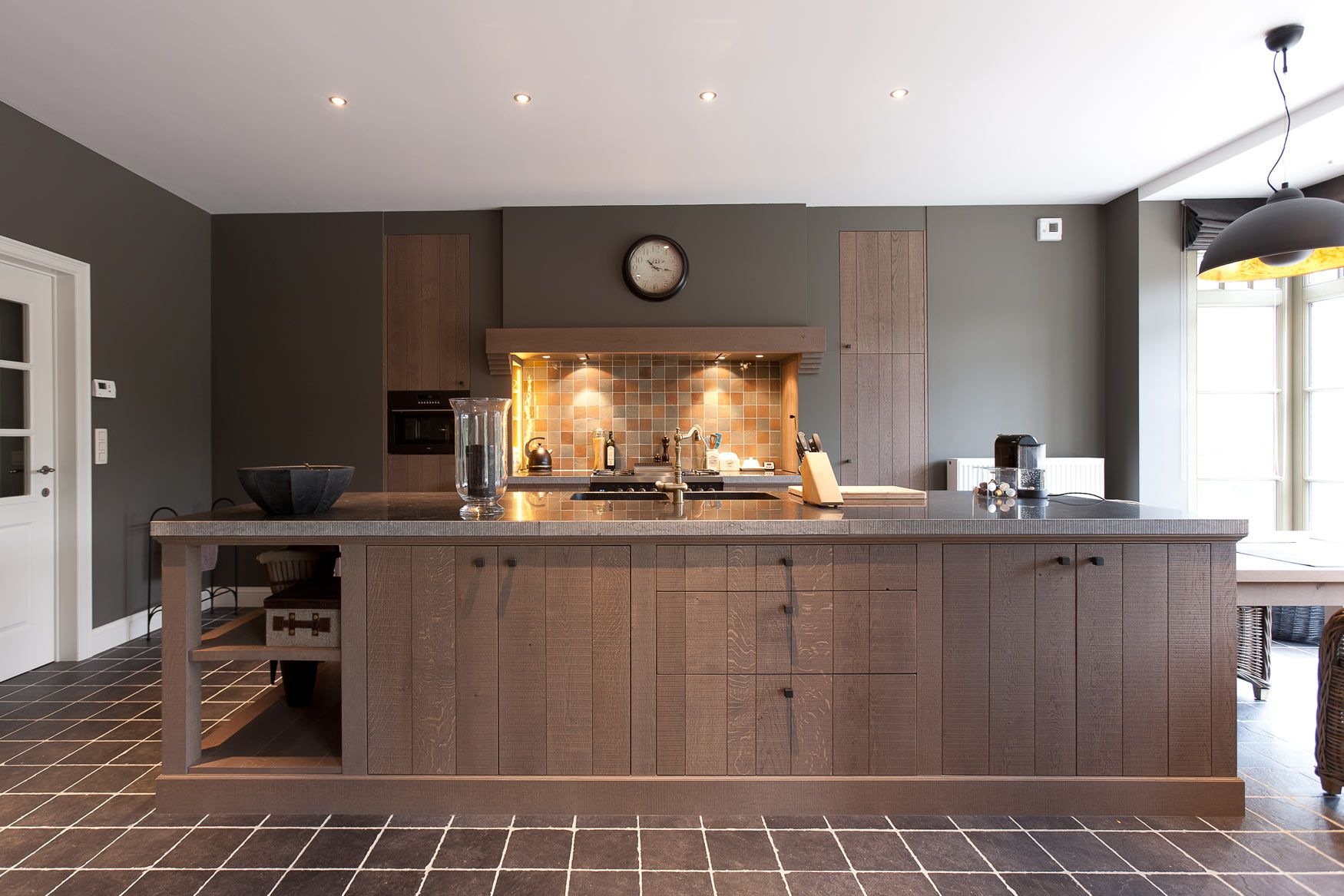 Keuken Fineer Verven : Keuken Fineer Eik : Keuken on Pinterest Belgian Style, Rustic Kitchens