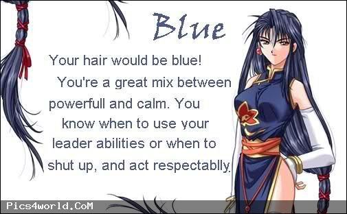 Image Result For Hair Color Meaning In Anime For Boys Anime Hair