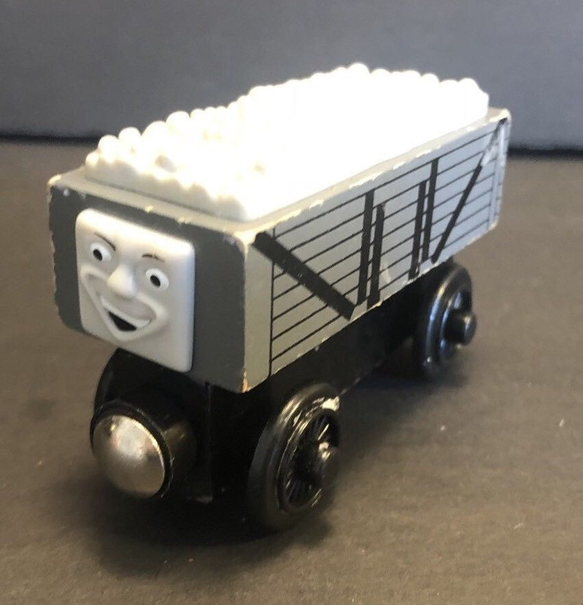 Thomas Friends Wooden Railway Magnetic Troublesome Truck Ebay