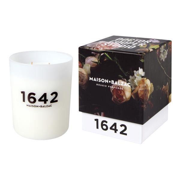 1642 Blackberry Cedar Candle