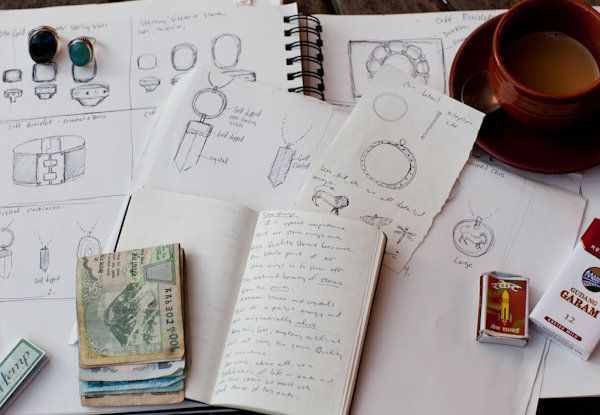 sketches from Emerson Made