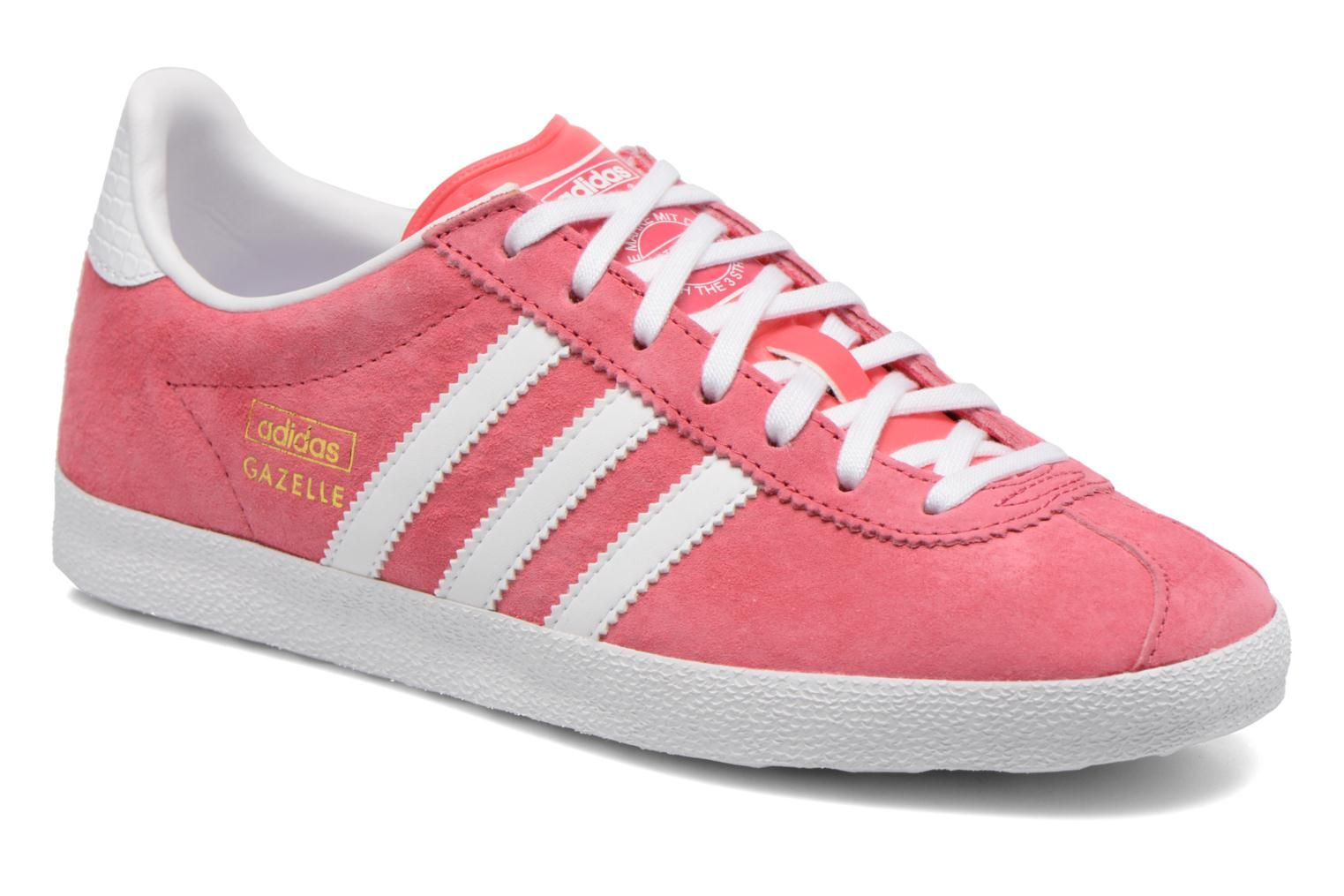 adidas original superstar rose pale