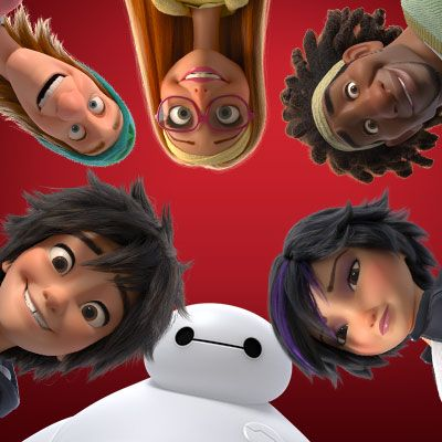 Big Hero 6 Characters - Disney Wiki - Big Hero 6 Characters Disney