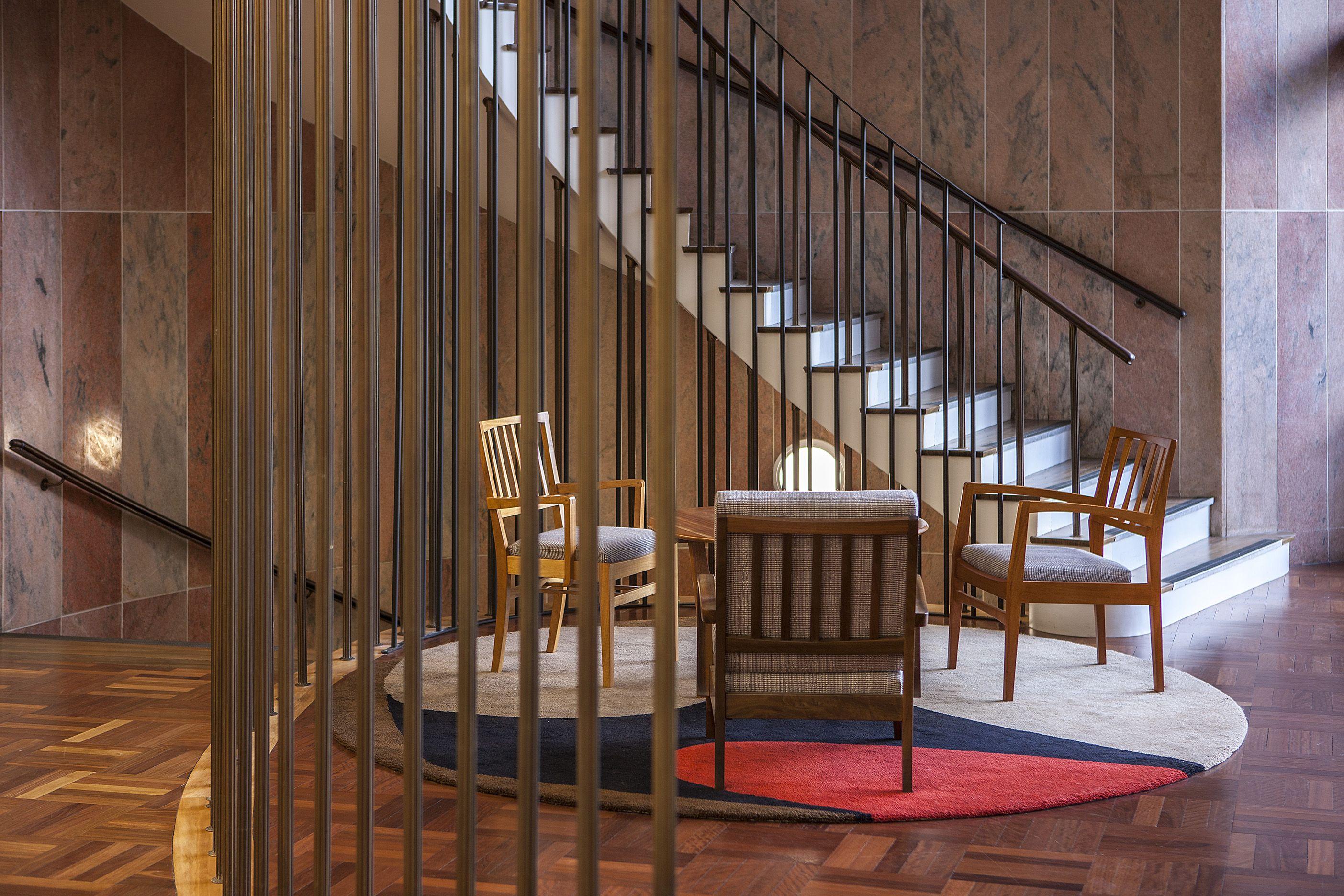 Heritage Commendation - J S Murdoch Award – ANU – Florey Building by CCJ Architects. Photo by Ben Wrigley.