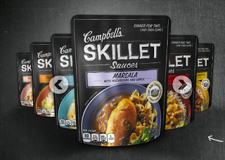South Suburban Savings: New Coupon: $0.75/1 Campbell's Skillet Sauces