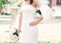 Lavar un vestido de novia en casa