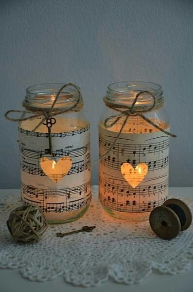 Simple and effective!  Love. - #effective #jar #Love #Simple #weckgläserdekorieren