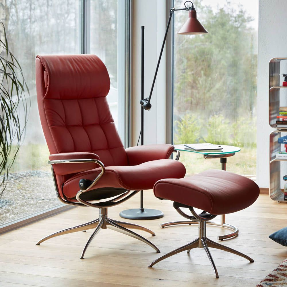 Stressless Fauteuils 2017 The Stressless London A Swingin Armchair Inspired By The 60 S