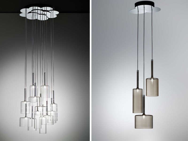 Pendant lamp spillray spillray collection by axo light design manuel vivian